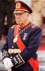 Åtal kommer att väckas mot Chiles före detta diktator Pinochet för mord på 75 politiska fångar.