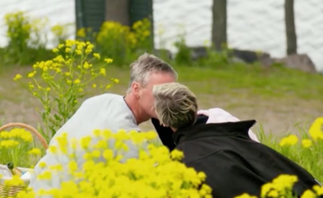 Fredrik Leandersson och Yvonne Jansson fick känslor för varandra.