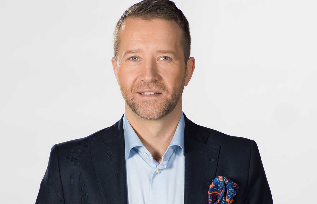 Anders Malmrot, sportchef på Malmrot.