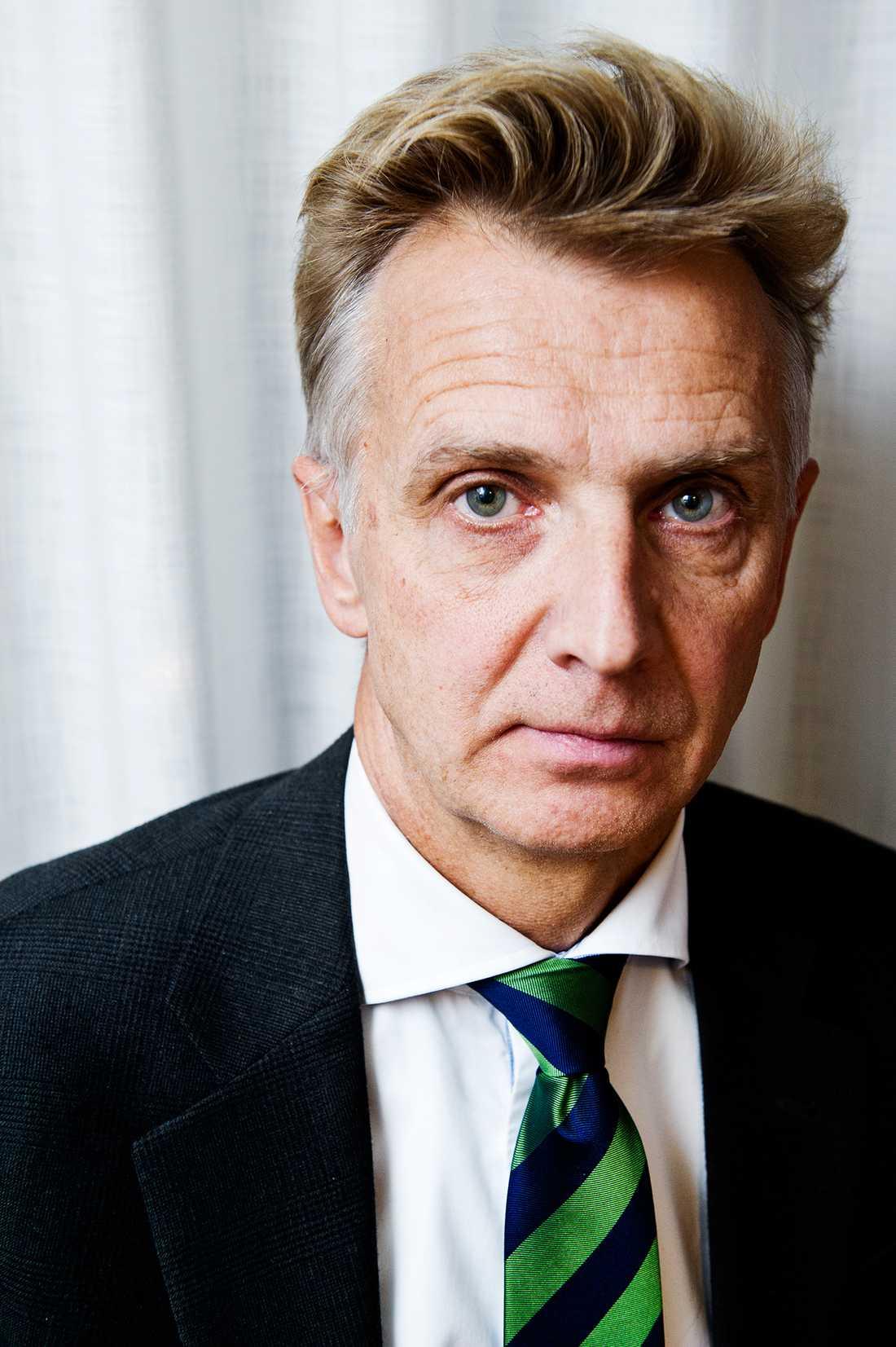 Anders Danielsson, generaldirektör Migrationsverket.