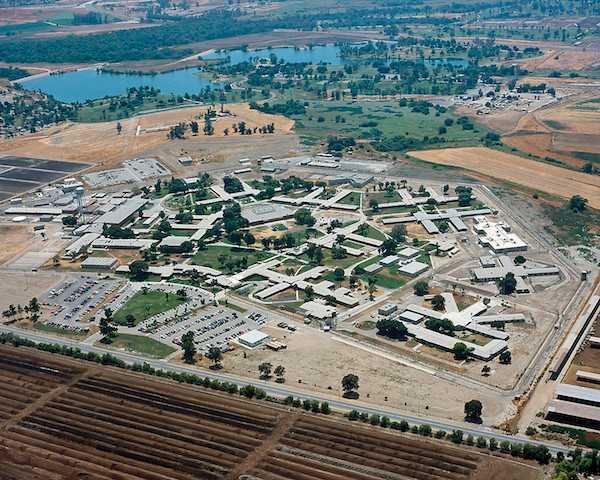 Kvinnofängelset i Los Angeles.