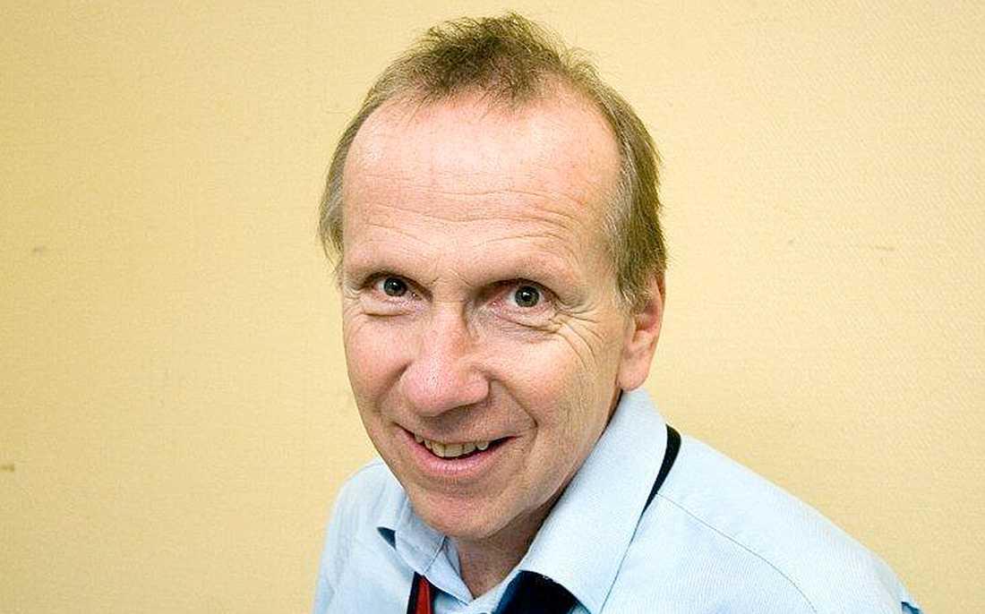 Kände s-profilen och friskoleentusiasten Widar Andersson, ordförande av AcadeMedias Advisory Board.