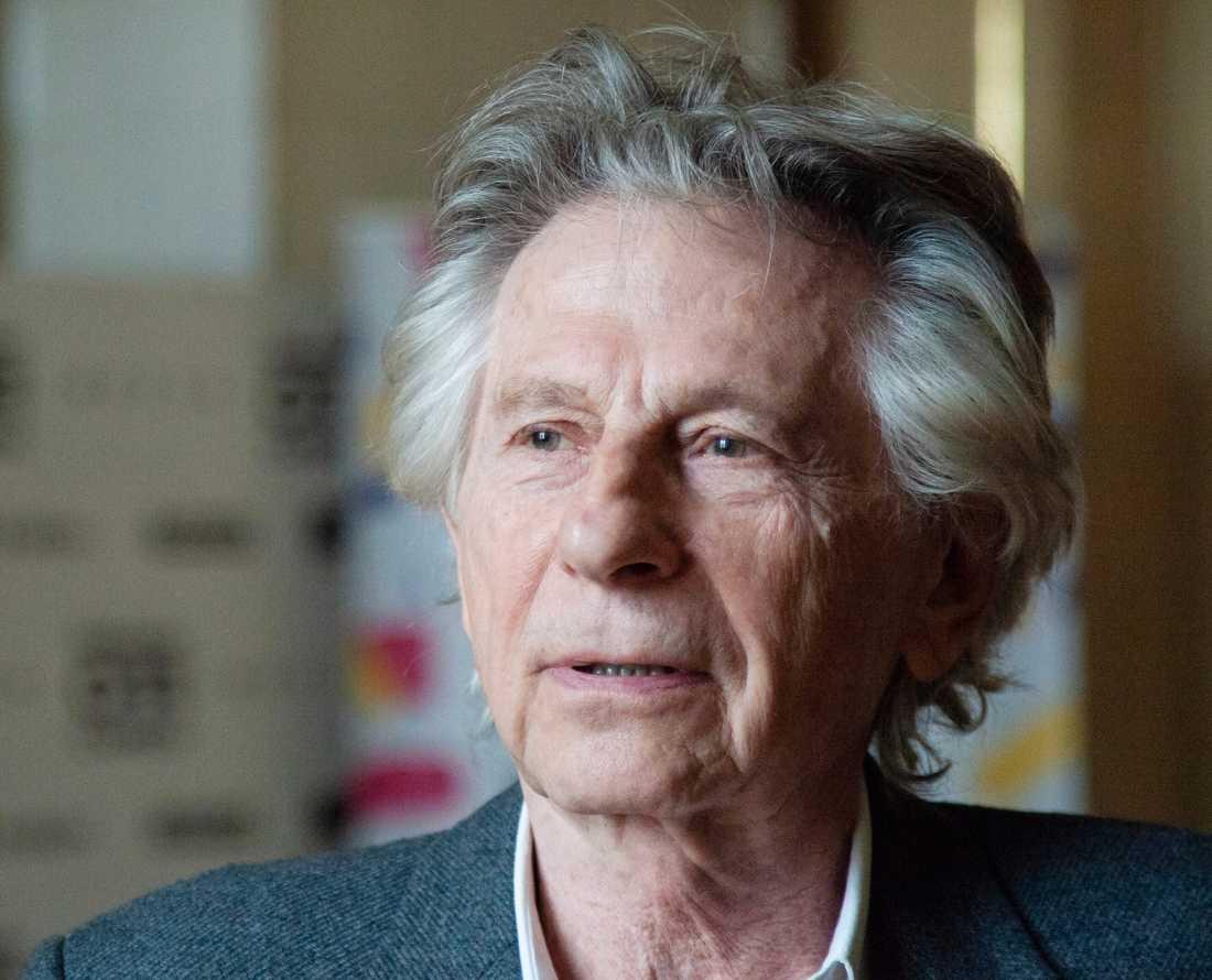 Roman Polanski deltar inte vid prisgalan där hans film är en av storfavoriterna. Arkivbild.