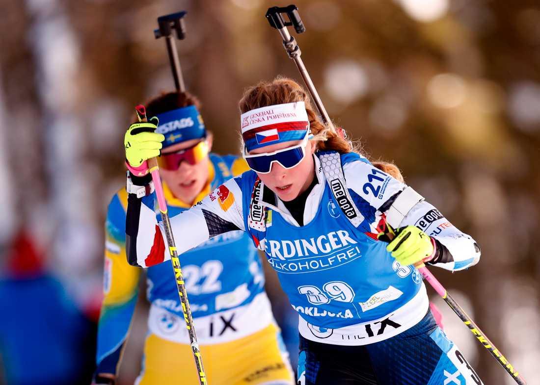 Fyra igen - nu tvekar Öberg om medaljdistansen - YA