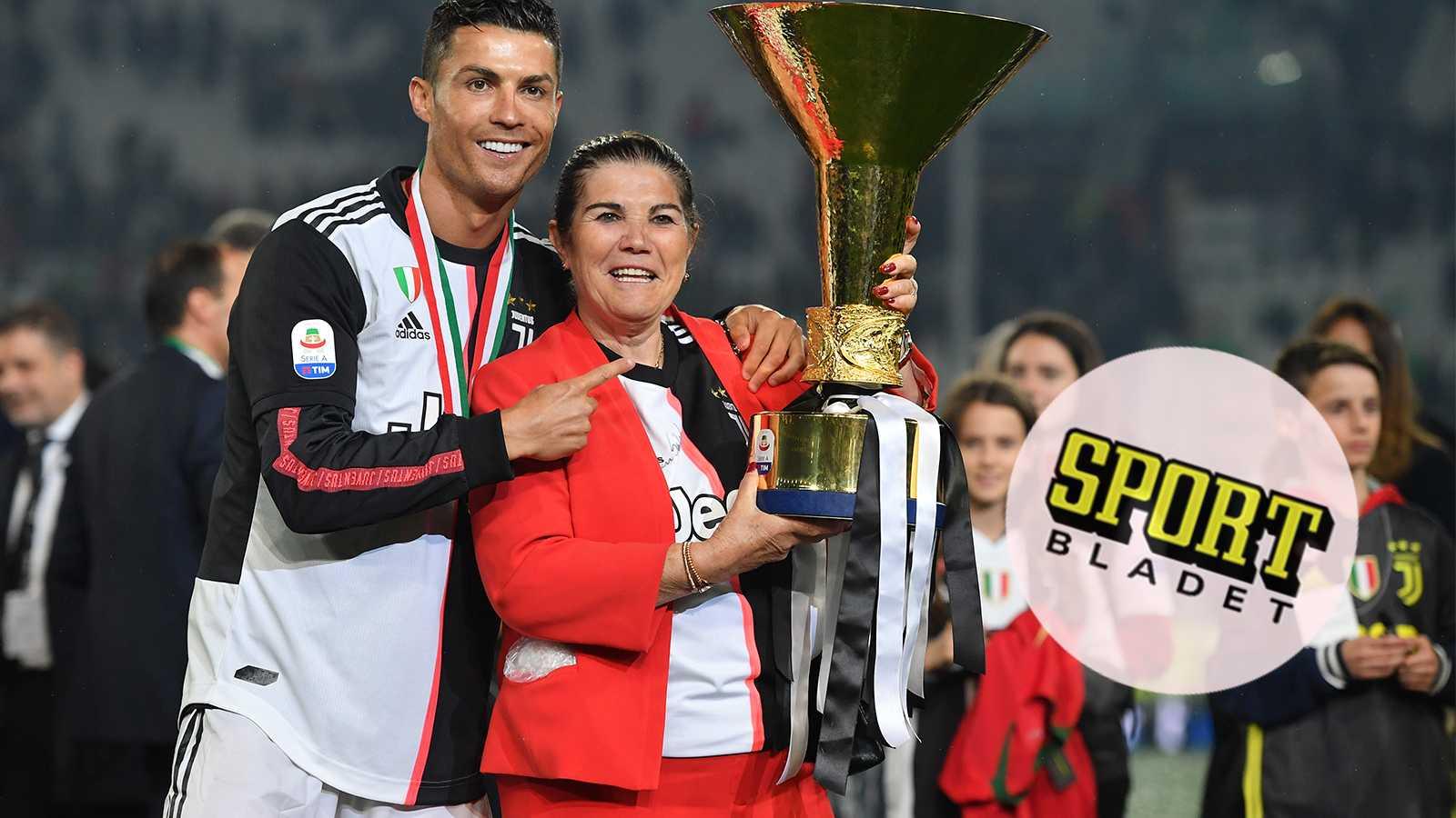 """Ronaldos mamma: """"Kommer försöka övertala honom"""""""