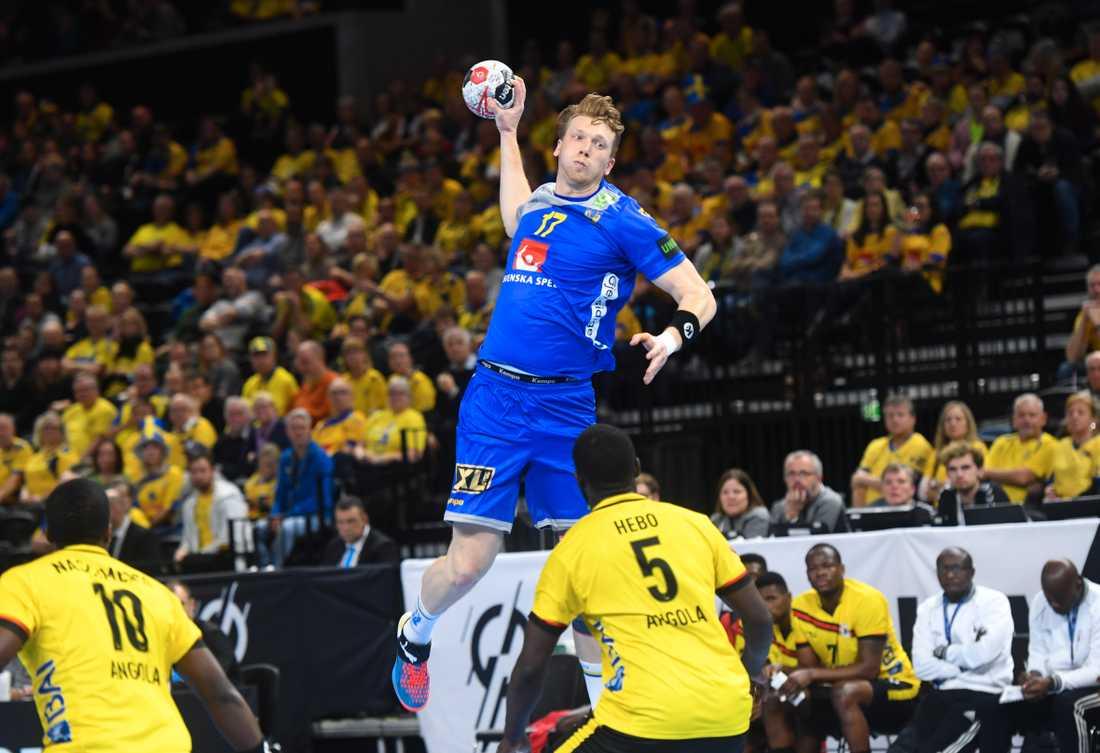 Simon Jeppsson är en av VM:s mest effektiva spelare.