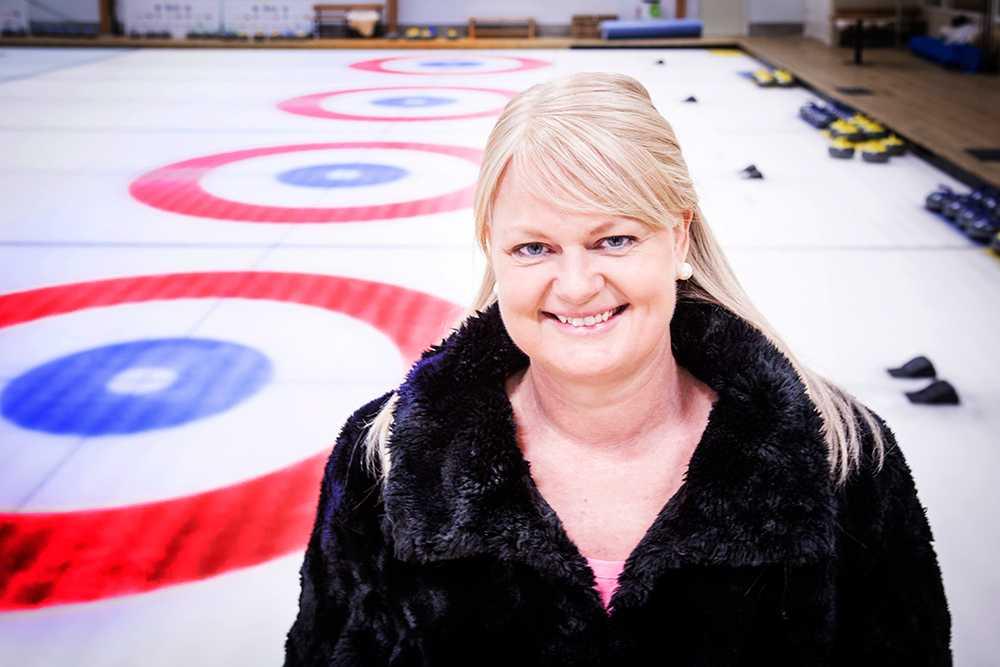 """Anette Norberg, 47 år, curlingmästarinna, Stockholm """"Låt barnet hitta sig själv och stötta henne i det."""""""