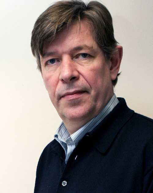 Reynir Bödvarsson, seismolog.