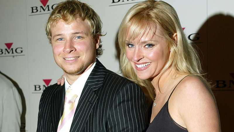 STAL DERAS JUVELER Backstreet Boys-stjärnan Brian Littrell och frun Leighanne utsattes för en fräck juvelstöld. Bovarna fick med sig dyrgripar för mer än 800 000 kronor.