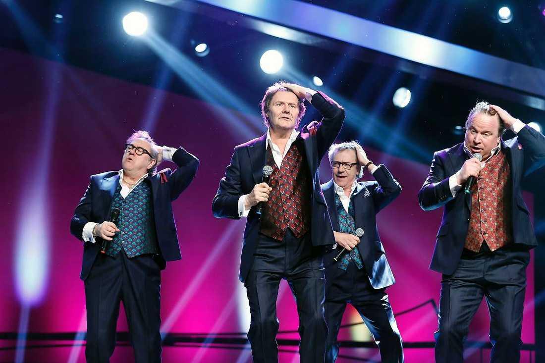 I dag står årets mest svåruttalade artist på scen i Skellefteå.