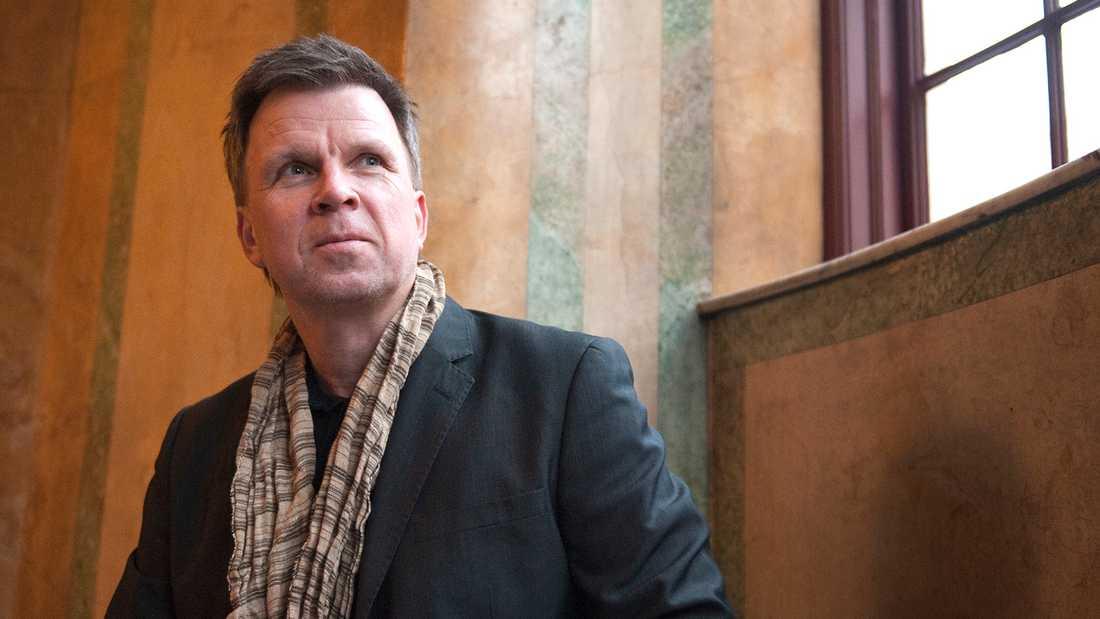 "Richard Herrey: ""Stockholm visar kärlek o styrka."""