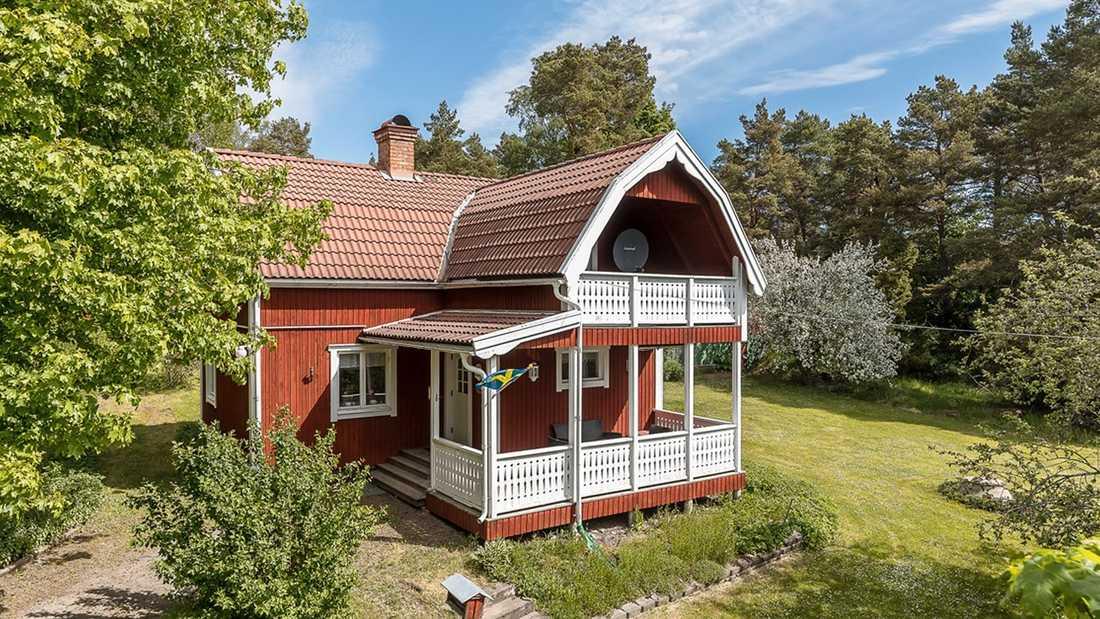 Öster-Edinge, Alunda.