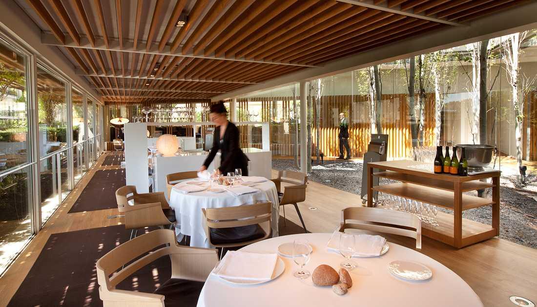 Världens bästa restaurang, enligt matkännarna som har röstat fram listan: katalanska El Celler de Can Roca.