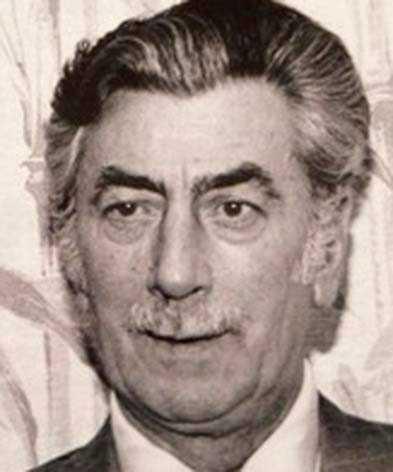 Tom Soobzokov, före detta SS-man.