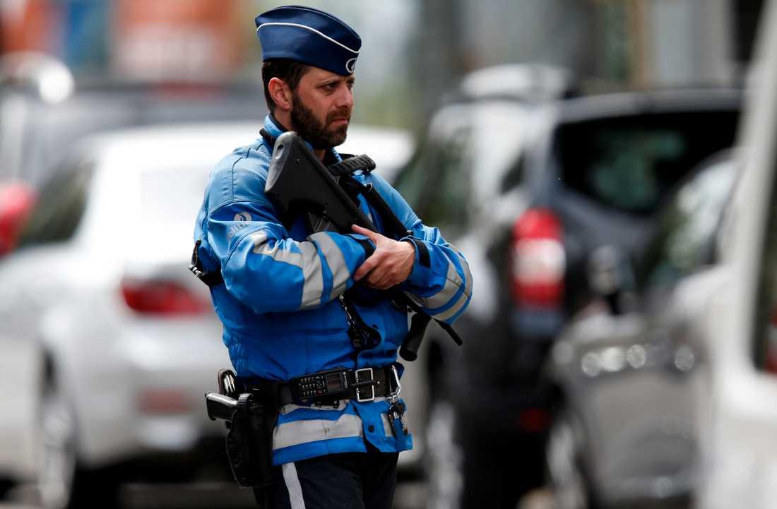 Så sent som i veckan genomfördes terrorövningar i Bryssel.