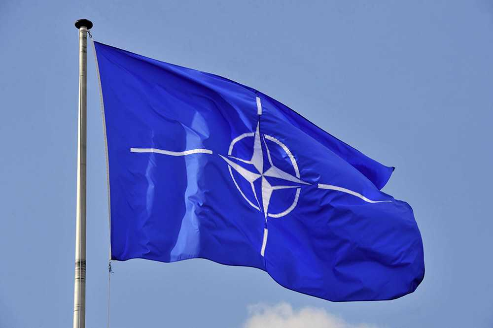 Nato-flaggan.