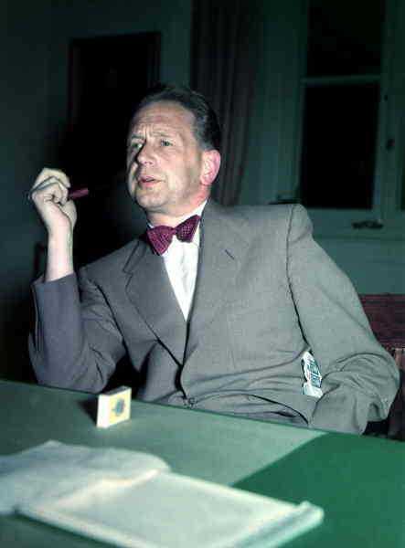 Dag Hammarskjöld dog i den mystiska flygkraschen i Rhodesia 1961.