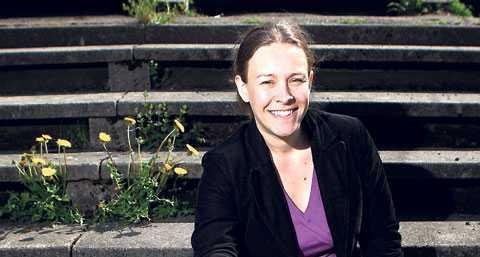 Grön glädje Gröna transporter har blivit en konkurrensfördel. Något som kan ge Maria Wetterstrand och Miljöpartiet många röster även i Norrland.