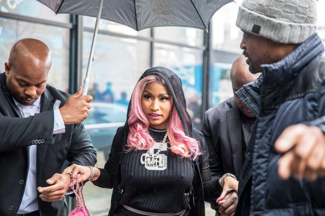 2019 besökte Nicki Minaj Oslo. Arkivbild.
