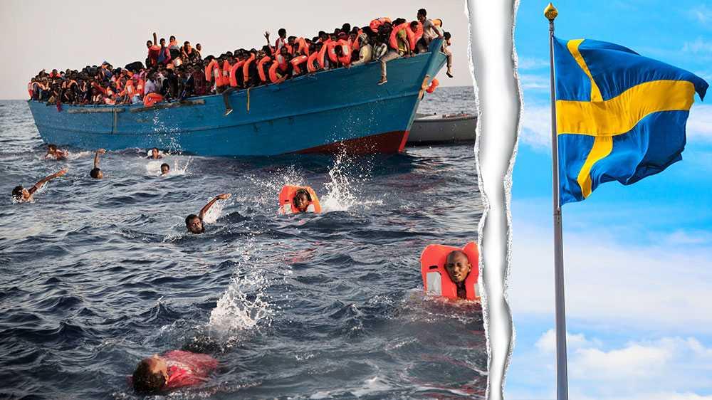 Det Socialdemokraterna och de borgerliga partierna nu diskuterar är en inhuman politik som undergräver hela tanken bakom asylrätten. Konsekvenserna blir att utsatta människors enda chans att få skydd överlämnas till skrupelfria smugglare, skriver 48 miljöpartister.