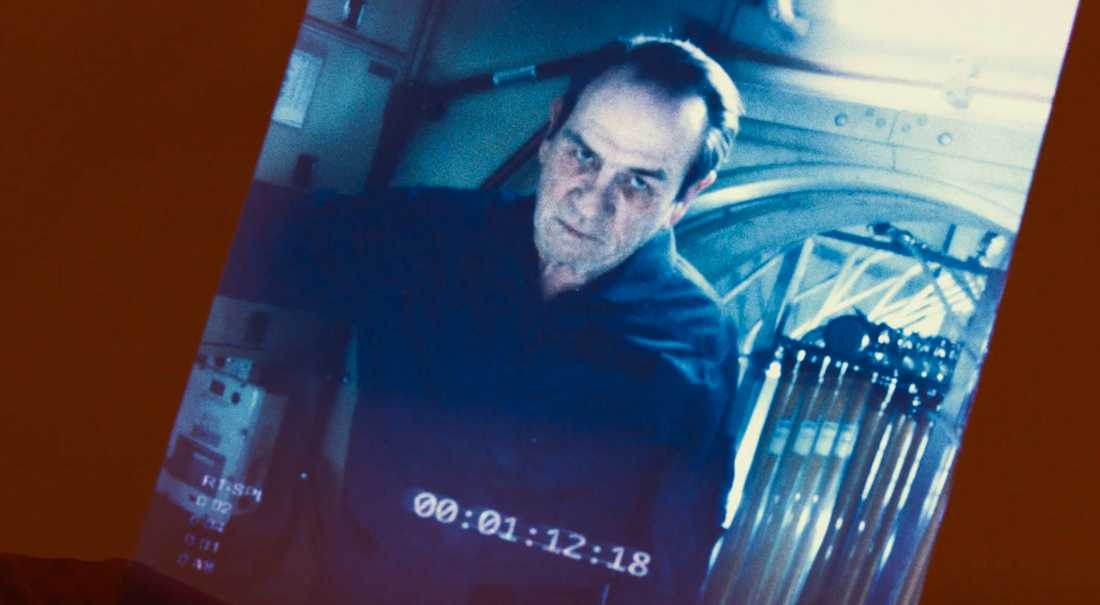 "Tommy Lee Jones i ""Ad astra""."