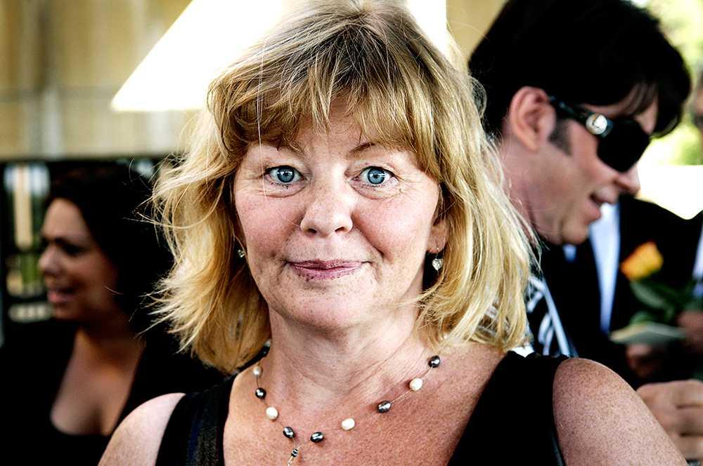 """Inger Nilsson, 54 år, känd som Pippi Långstump, Stockholm """"Det viktigaste är att ge barnet massor av kärlek."""""""