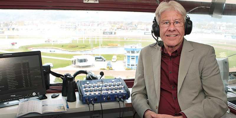 Lennart Forsgren stoppas från tv-jobb på grund av covid-19.