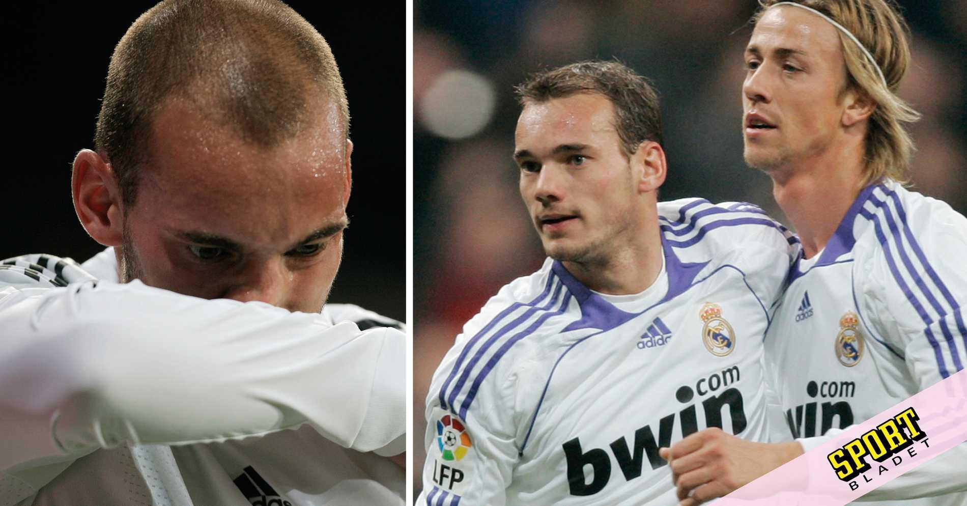 Söp bort äktenskapet i Real Madrid
