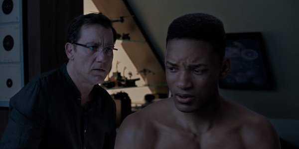 """Clive Owen och Will Smith i """"Gemini man""""."""