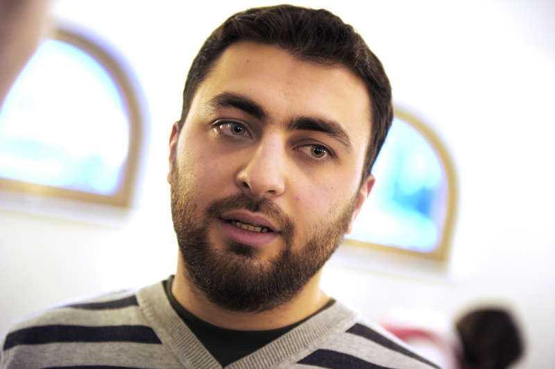 Omar Mustafa.