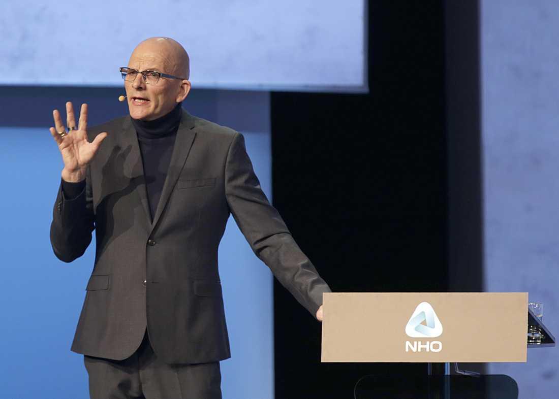 Kjell A Nordström, författare och ekonomie doktor.