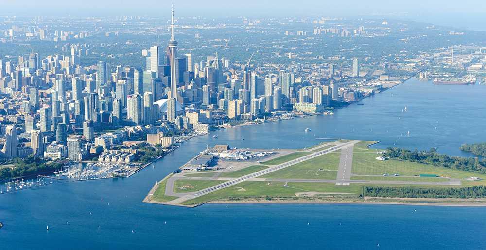 Toronto Billy Bishop Airport