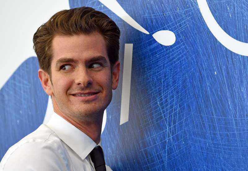 Andrew Garfield är på sprudlande humör när han träffar Nöjesbladets Magnus Sundholm i Beverly Hills.