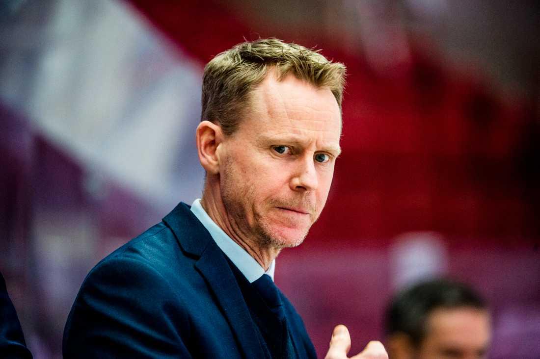 Robert Ohlsson är Skellefteås nye tränare.