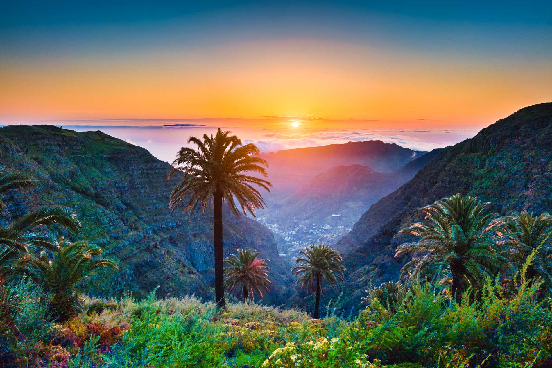 Gran Canaria är en populär ö för bröllop utomlands.