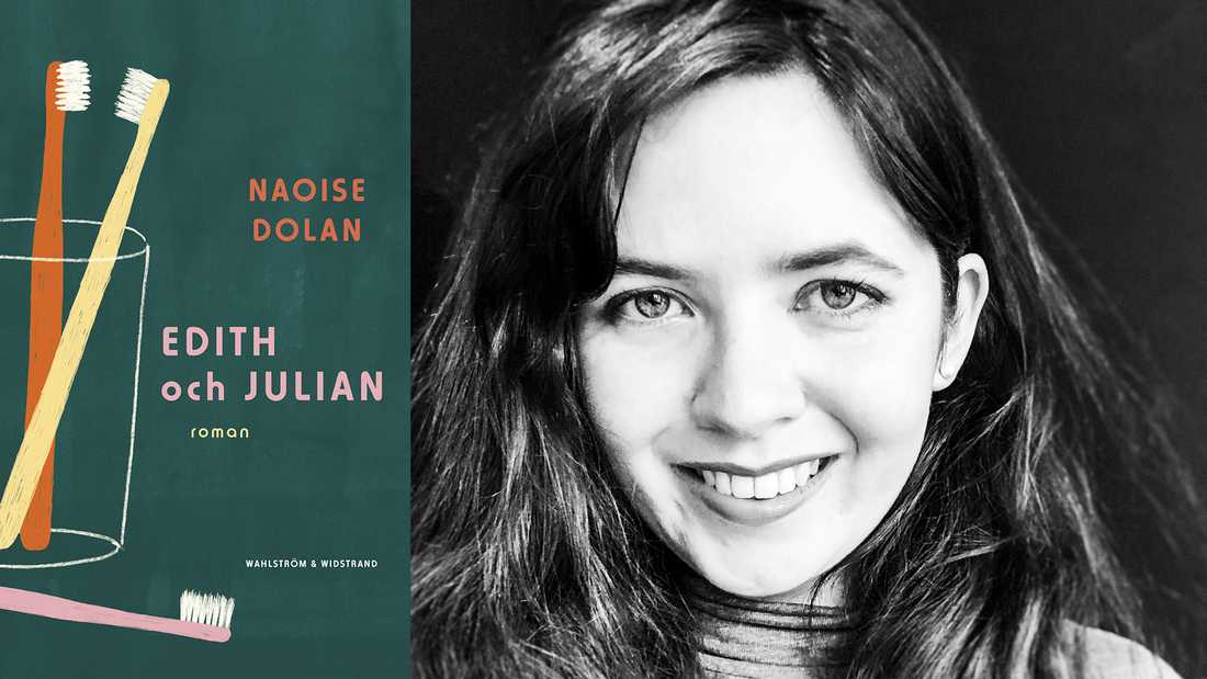 Naoise Dolan, irländsk författare.