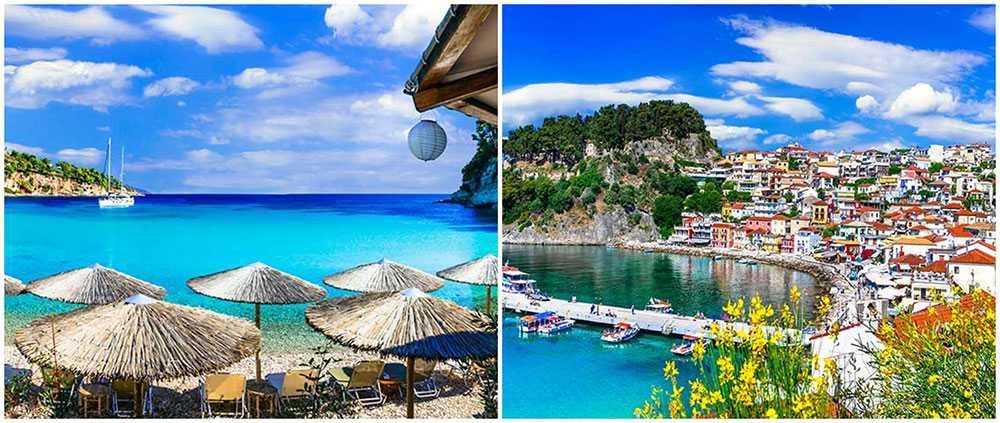 Sommarens hetaste destinationer ligger i Albanien, Turkiet och Grekland.