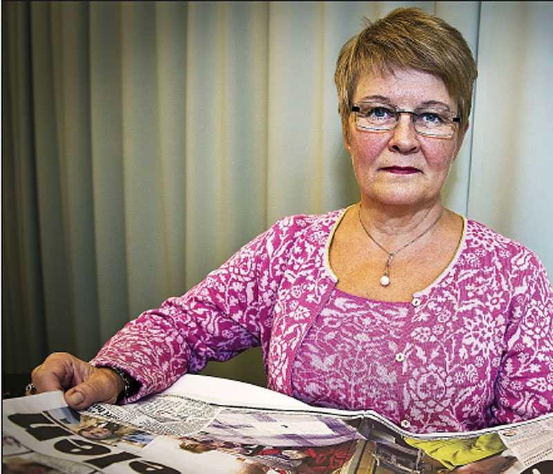 HAR RÅD MED FRISPRÅKIGHET Maud Olofssons tankar om prisreglering är ett välkommet inslag – men väcker frågor. I vilken befattning är det egentligen Olofsson uttalar sig? Är det Centerledaren Maud Olofsson eller är det näringsministern?