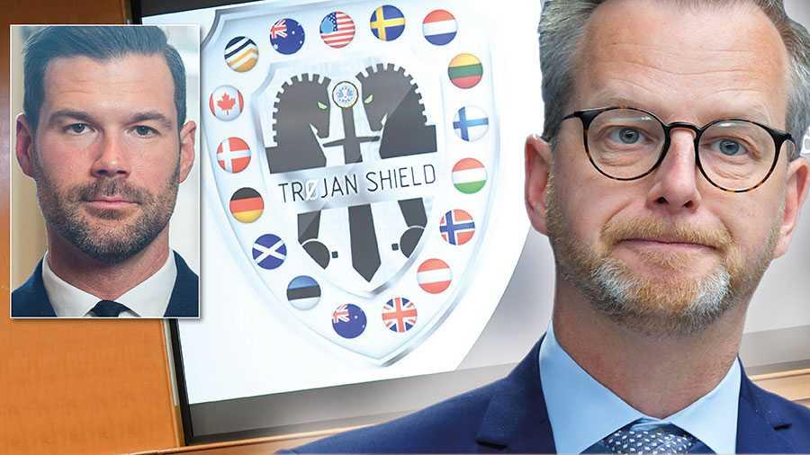 Damberg och regeringen gör vågen när andra länder ger oss material för att kunna lagföra tungt kriminella. Men man vägrar ge svensk polis bättre möjlighet till avlyssning, Det är hyckleri, skriver Johan Forssell.