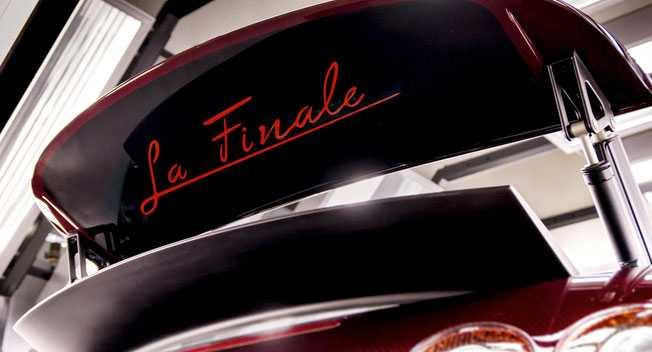 """Bugatti Veyron Grand Sport Vitesse """"La Finale"""""""