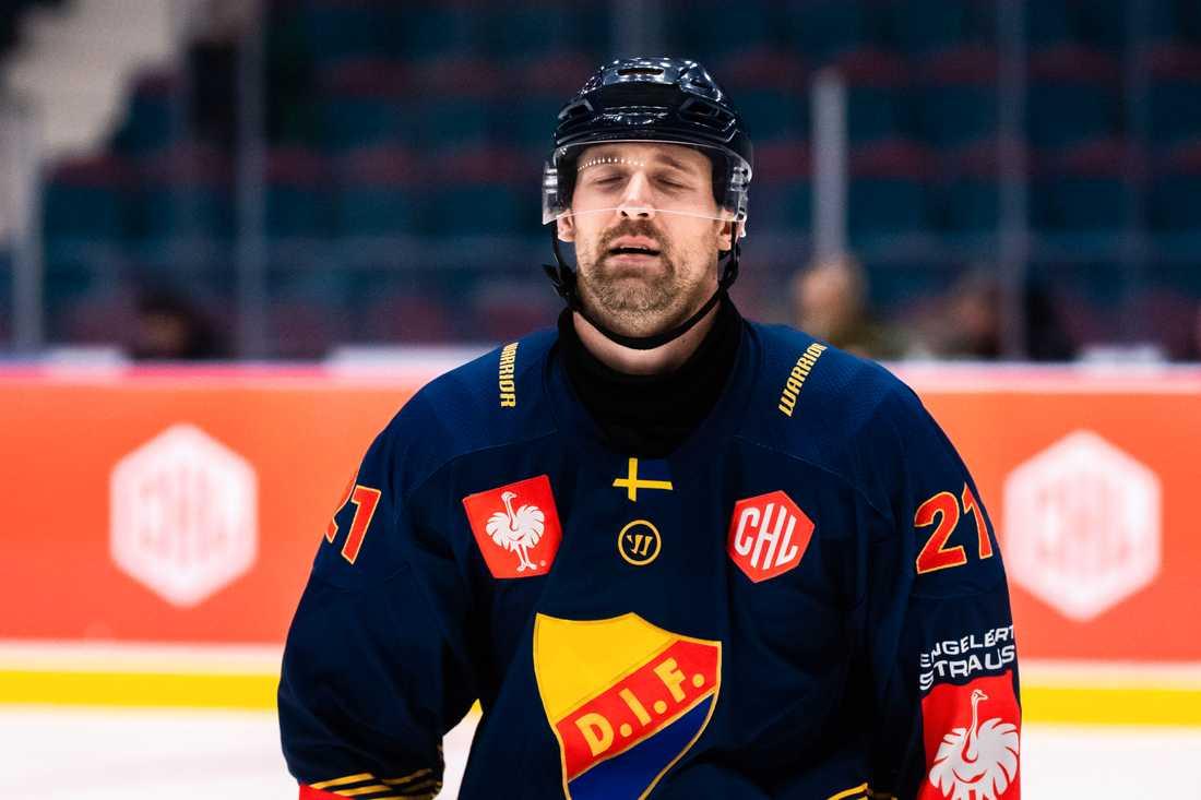 Patrik Berglund och Djurgården förlorade mot Vienna Capitals.