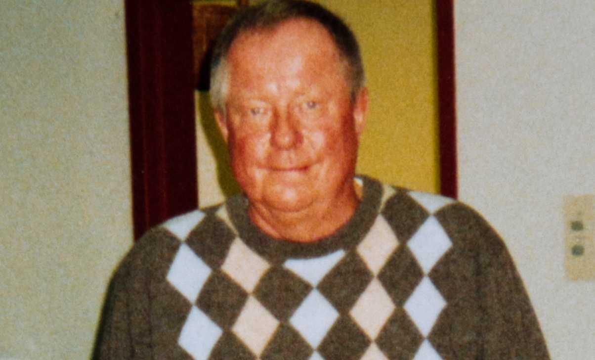 Bengt Eriksson mördades på ett hotell i Stockholm.