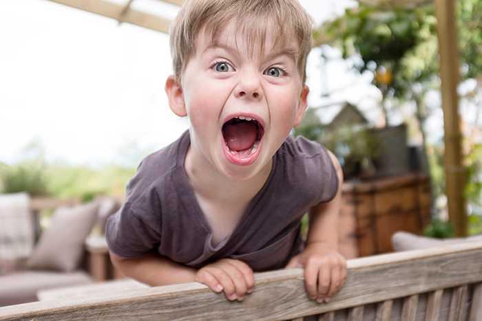 Skrikande och högljudda barn stör mer än festande ungdomar, enligt undersökningen.