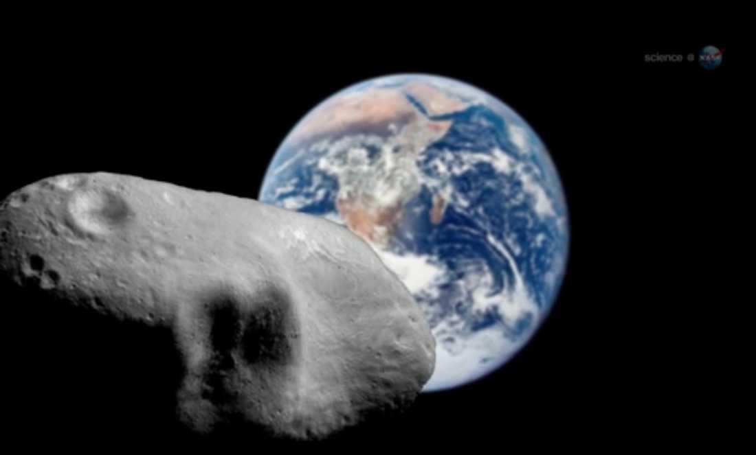 Asteroiden 2012 DA14 passerar närmare jorden är något annat objekt som Nasa observerat.