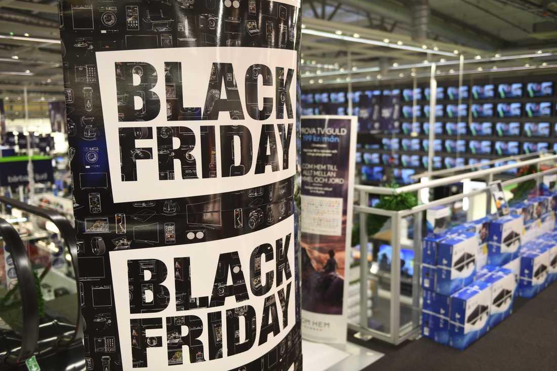 Tips: De här prylarna finns ofta på rea under Black Friday.