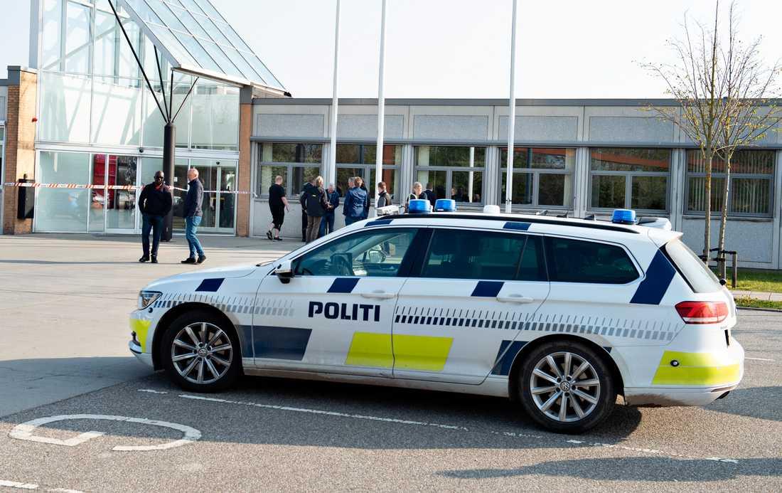 Dansk polis vittnar om höga farter på coronatömda vägar. Arkivbild.