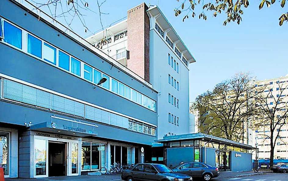 fallen ökar De senaste två veckorna har sjukhusen i Norge tagit emot allt fler personer med influensasymptom.