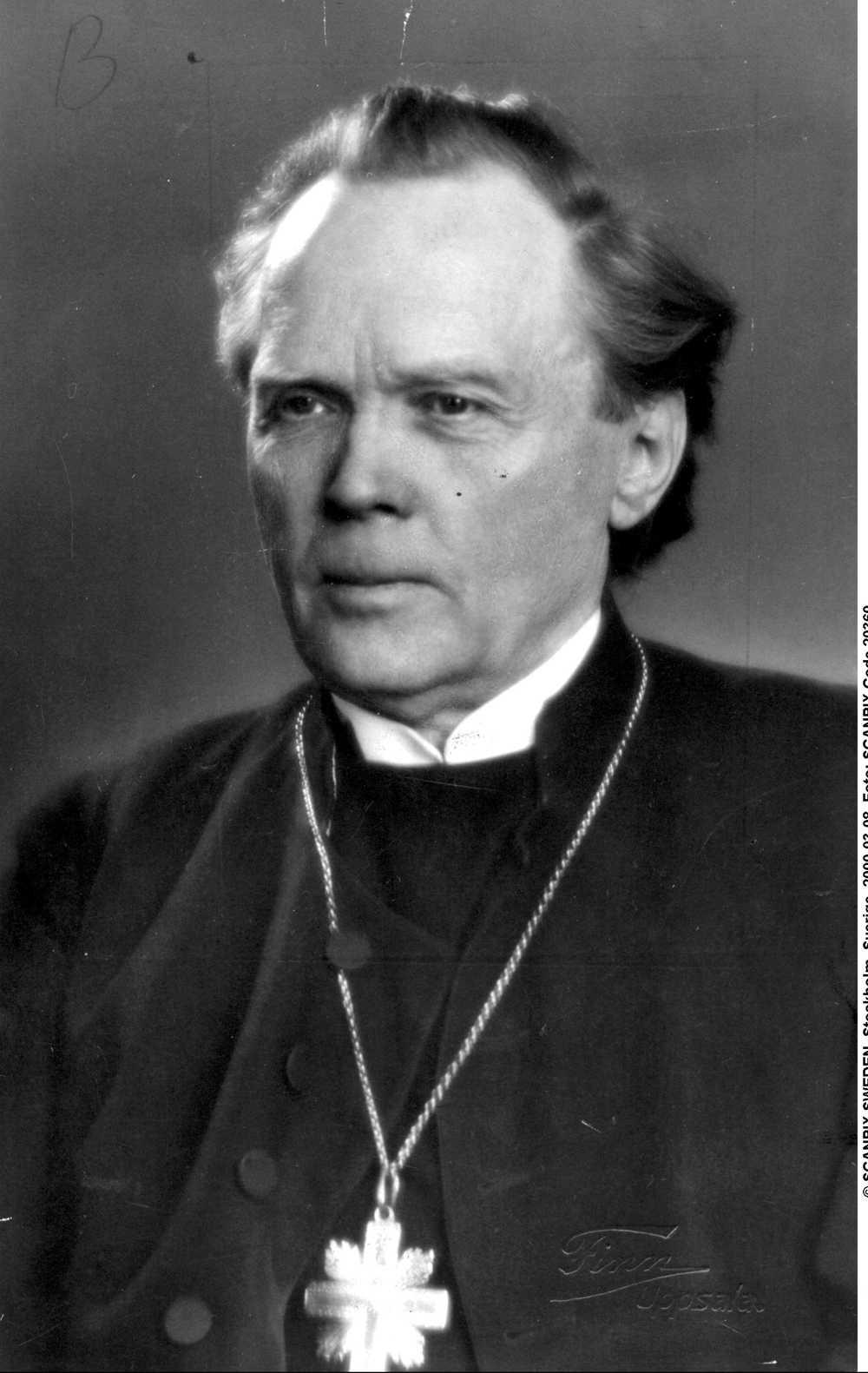 1930 var det återigen dags för en svensk vinnare i Nathan Söderblom, ärkebiskop och ledare för den ekumeniska rörelsen.
