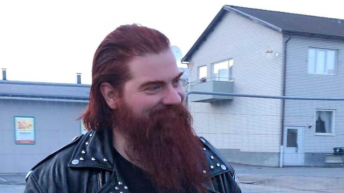 Martin Iliou (tidigare Lindqvist).