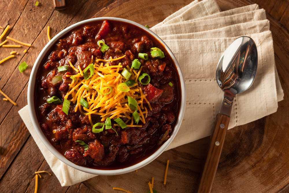 Vegetarisk chili – så lagar du en god vegetarisk chiligryta
